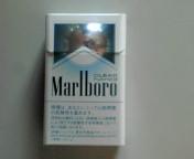 タバコの話です!