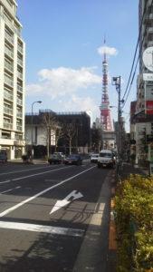 久しぶりの東京、六本木でしたが……