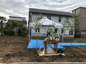 平松本町モデルハウス新築工事