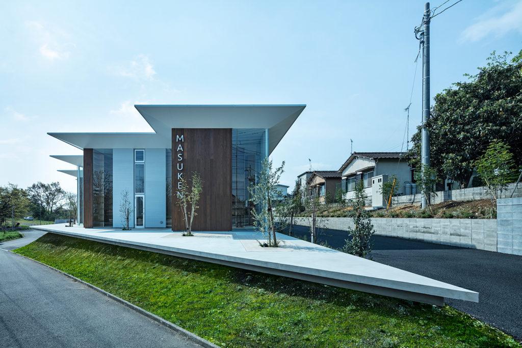 マスケン新社屋 第32回栃木県マロニエ建築賞受賞しました