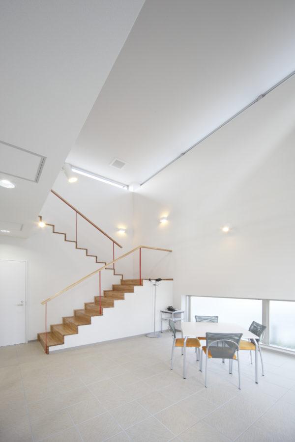 内装・階段