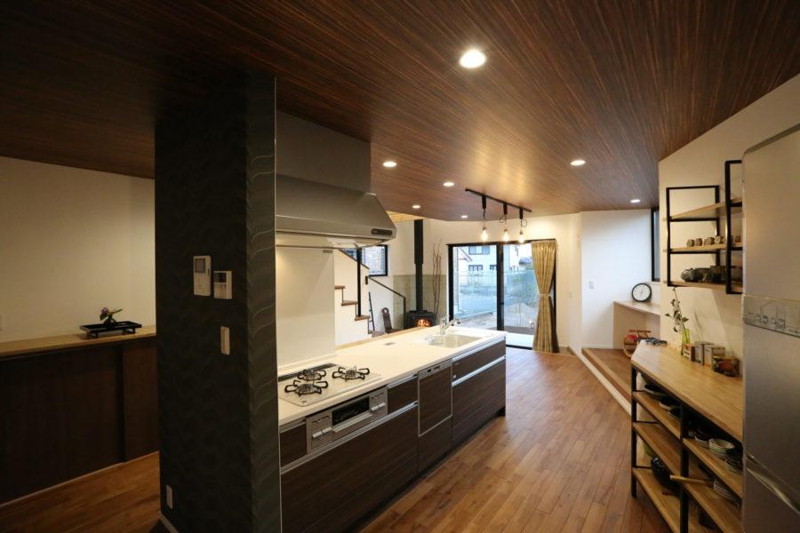 キッチン・リビングルーム