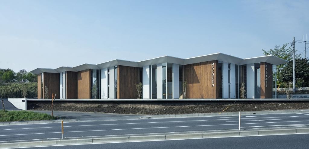 西川田東町に新社屋ショールームがオープンしました!