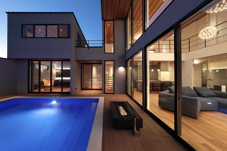 Modern -Luxury house-