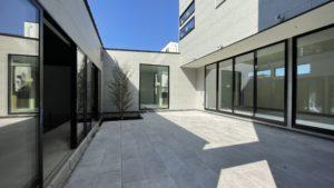中庭と屋上のあるコの字型住宅 完成見学会 10/16(土)~19(火)
